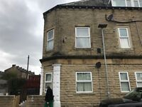 Two bedroom flat to let in elland on the second floor Dss welcome