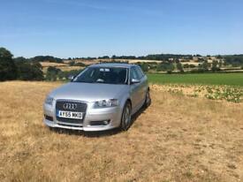 Audi A3 1.6 FSI Sportback, Low miles, 12 Months MOT, Full service history