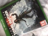 Tomb raider & FIFA 16