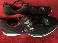 Men's Skechers Air Cooled Trainers Size 9