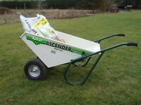 NEW ALLEN ASCENDER MAJOR TWIN LIFT BARROW
