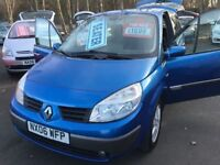 06 RENAULT GRAND SCENIC 1.5 DCI 7 SEATER ONLY £1699