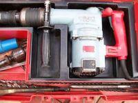 Hilti TE72 110v Heavy Duty Breaker