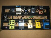 PEDAL BOARD....fair offers...
