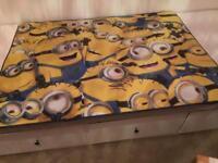 Minion rug