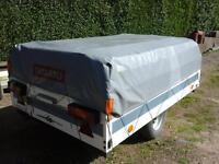 Triango Trailer Tent