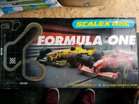 Scalextric f1 edition