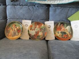 Wedgewood Faithful Friends Collector Plates