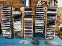 Job lot CD's Rolling Stones, Adele,Pink Floyd, lennon , rod steward, sting PRICE REDUCED