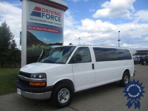 "2016 Chevrolet Express 3500 155"" WB LT 15 Passenger Van, 6.0L V8"
