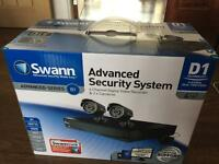 *New* Swann HD CCTV Camera system.