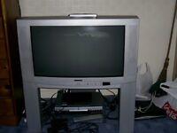 26 inch hitachi television