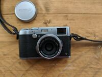 Very good condition Fuji X100T.