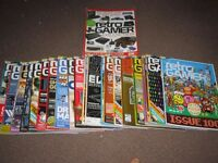 Retro Gamer magazine collection
