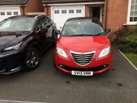 Chrysler black and red 2013 1.2l milage 25000, great condition. No full service history