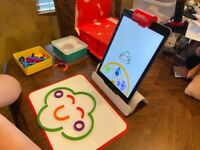 Osmo Little Genius Starter Kit for iPad [6 Games/Plus Kit]+Early Maths, Age 3-5