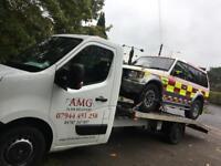 Amg mr t car breakdown Recovery 24/7