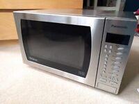 Panasonic NN-ST479S Sensor Microwave Oven, Stainless Steel - Fantastic Microwave