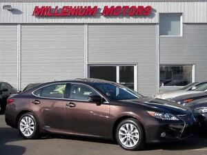 2013 Lexus ES 300h HYBRID / NAVI / B.CAM / LEATHER / SUNROOF