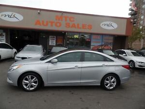 2013 Hyundai Sonata Limited w/Nav, BACKUP CAM, LEATHER