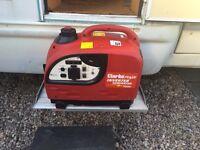 clarke 1000w 4 stroke suitcase silent generator spares/repair