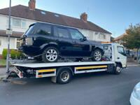 24-7 UK 🇬🇧 Cheap Car Van Jeep 🚘 Breakdown Recovery Tow Truck Service Auction Vehicle Jump Start