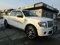 2012 Ford F-150 Harley-Davidson (Supercrew)