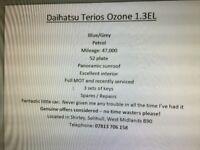 Daihatsu Terios Ozone 1.3EL