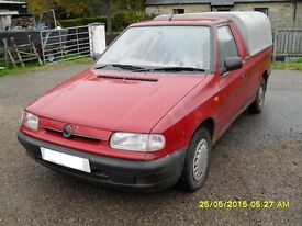 Skoda/Golf/Caddy Pick Up for Spares.