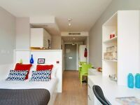 Studio Apartment in Merchant City Glasgow