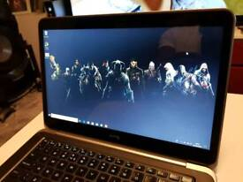 Superfast DELL XPS 14 laptop