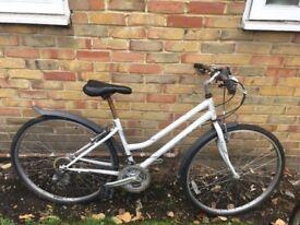 Ladies hydrid bicycle for sale