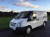 High spec 2011 transit swb comfort / style / packs. you will not buy better! very low miles fsh