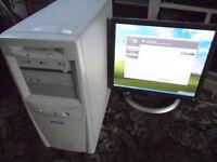 MESH Desktop PC ONLY - AMD processor XP2800+