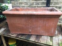 Terracotta Planter (used)
