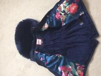 Ted baker coat age 4