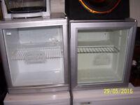 small beer/pop fridge