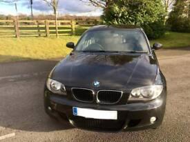 BMW 1 series 118d M Sport, 5door 2009 (58plate) 71k FSH