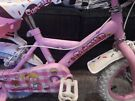 Kids 12 inch Apollo cupcake bike for sale , in great condition , stabilisers supplied . £40