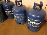 Butane Calor Gas Bottle 15KG Empty