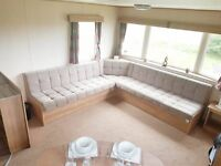 💥static caravan for sale on the north east coast-12 month season-pet friendly-low fees-low apr💥