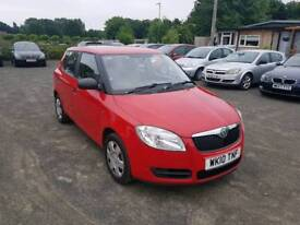 sakoda fabia 1.2L 5DR 2010 long mot service history excellent condition