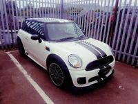 Unique chance for a unique mini. John cooper works alloys, aero body kit and carbon spoiler