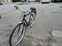 """Varsity Mens 22"""" Hybrid Town Bike Brand New Never Used Fully Built"""