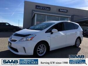 2012 Toyota Prius v SHOWROOM CONDITION! BACK UP CAMERA! CRUISE!