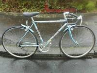 Raleigh Arena Road Bicycle For Sale in Good Working Order