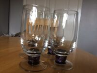 4 Denby Tumblers. Never been used. £12 each to buy new