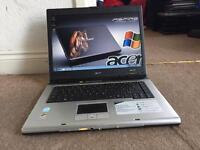 Acer Aspire 3610 Windows 7 laptop