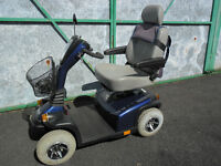 legend classic 4-wheel mobility scooter