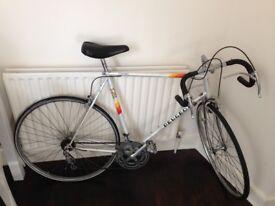 Vintage Peugeot Carbolite 103 Road Bicycle - XXL, 60cm